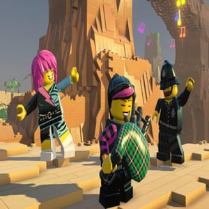 is lego worlds 2 player