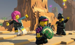 Lego Worlds review – filled with potential, but also
