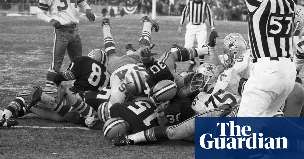 The day the quarterback s cool head settled NFL s coldest contest. On New  Year s Eve 1967 ... e96ba56ff