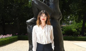 Jeanne Damas at the Christian Dior haute couture show in July
