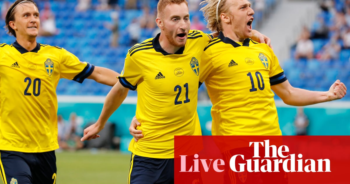 Sweden v Poland: Euro 2020 – live!