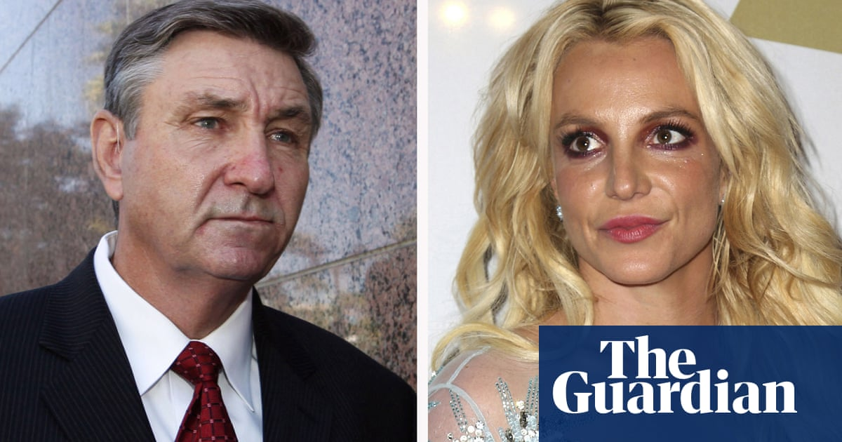 Britney Spears' father agrees to step down as conservator 'when the time is right'