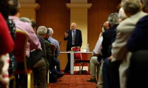 Sir Vince Cable speaking at a Social Liberal Forum fringe at the Lib Dem conference today.