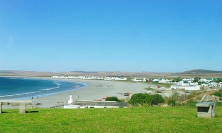 Paternoster beach, Western Cape, South Africa