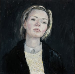 Self Portrait by Vanessa Stockard