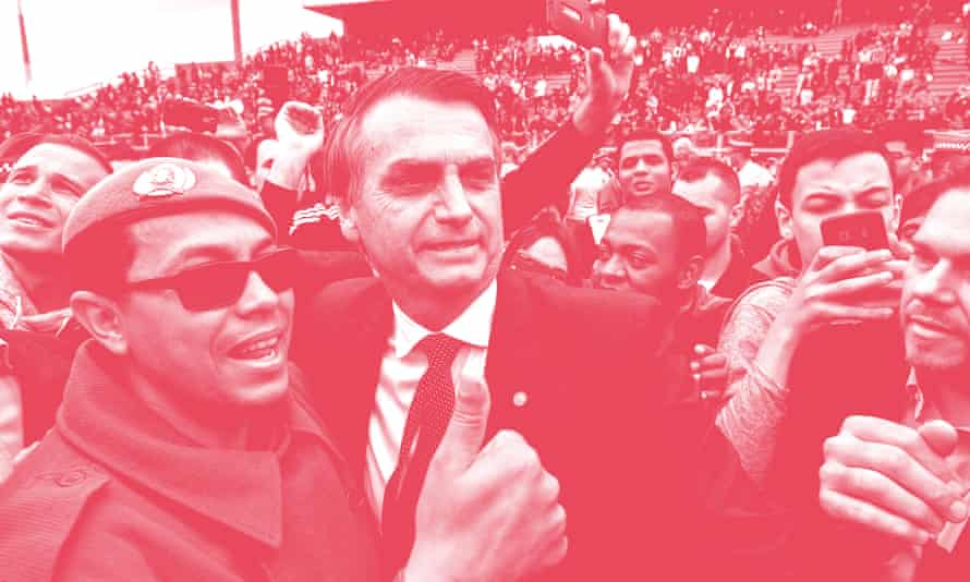Brazil's presidential-elect, Jair Bolsonaro.