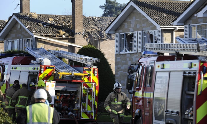Man killed in house explosion near York | UK news | The Guardian