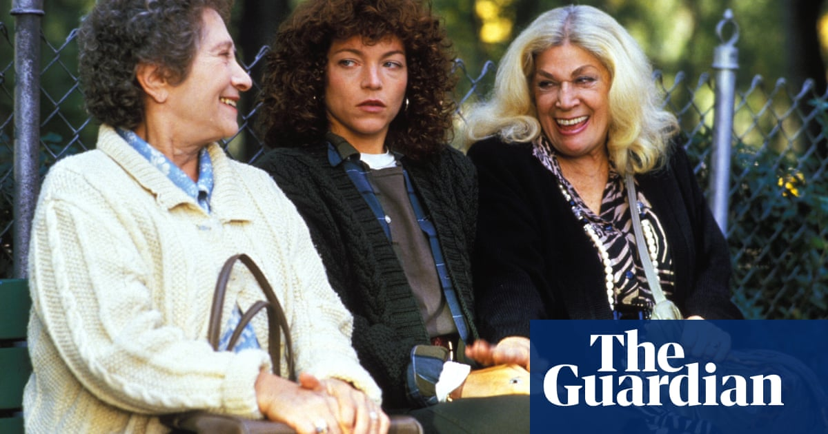 The director who dared to suggest Jewish men dont need rescuing by blond women