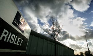 HMP Risley in Cheshire, one of the prisons in the Pava pilot scheme.