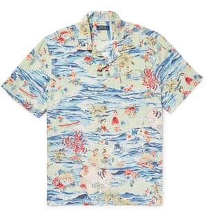 £110, Polo Ralph Lauren, mrporter.com