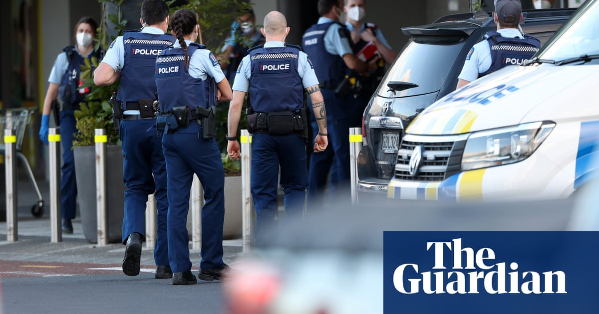 NZ stabbings: PM Ardern says individual, not faith, behind 'despicable' attack – video