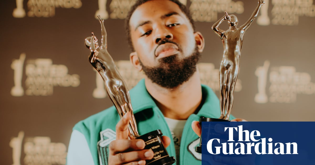 Drill rap dominates 2021 Rated awards for Black British music