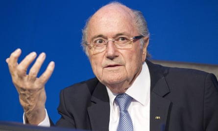 The Visa chief executive said of Blatter's Fifa: 'We seek to partner with those who think and act like us. I don't believe that Fifa is living up to these standards.'