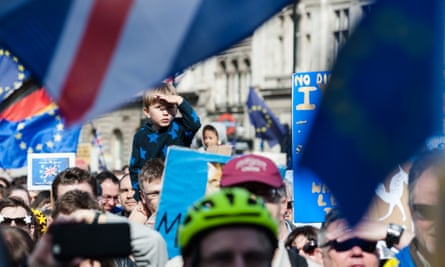The Unite for Europe rally on 25 March had been organised to coincide with the 60th anniversary of the treaty of Rome.