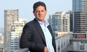 Nick Hanauer, founder of Civic Ventures, in Seattle.