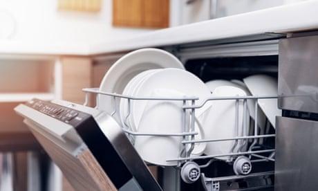 Can I install my new dishwasher myself?