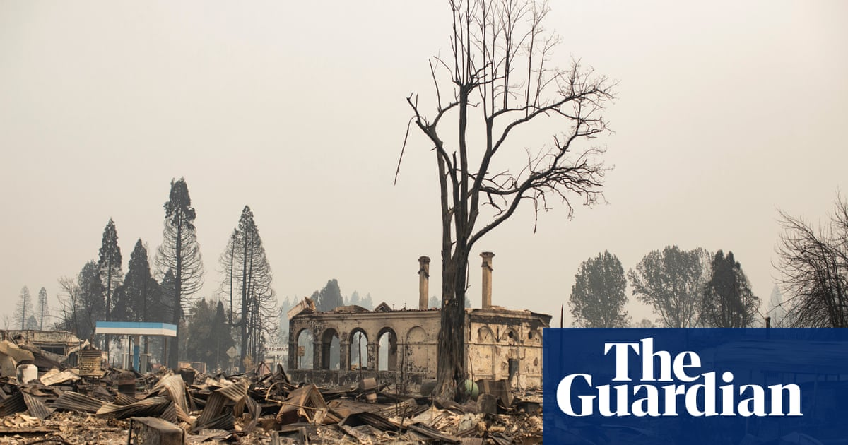 The crew searching for clues in the wreckage of California wildfires