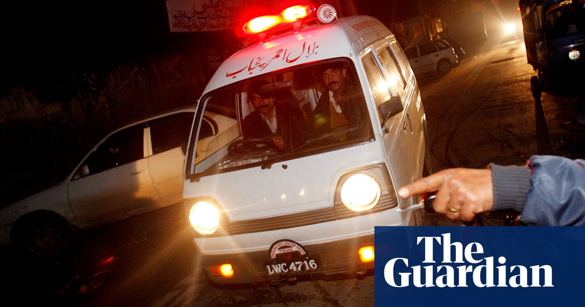Patient dies after guard performs surgery at Pakistani hospital