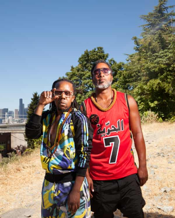 Shabazz Palaces in Seattle.