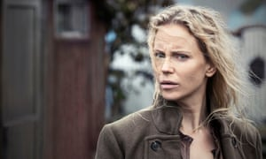 Sofia Helin as Saga Norén in The Bridge: talks are under way on a fourth series.