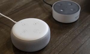 Amazon Echo Dots