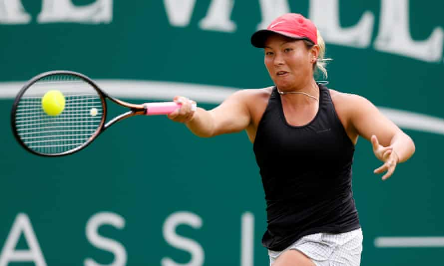 Tara Moore pulled off one of the great comebacks in tennis history this week.