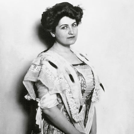 'I have been led away from myself' … Alma Mahler in 1909, aged 30.