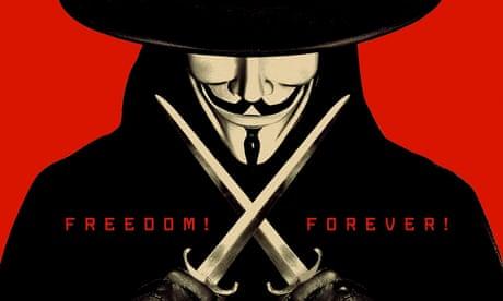 V for Vendetta, Fahrenheit 451, and five other books that reflect Trump's America