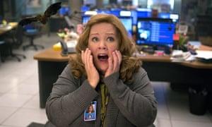 Melissa McCarthy in Spy.