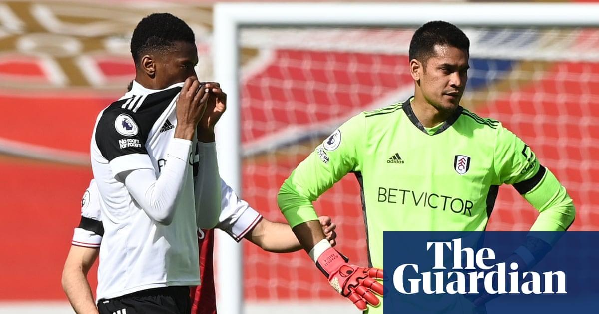 Fulham denied victory at Arsenal by last-gasp Eddie Nketiah equaliser