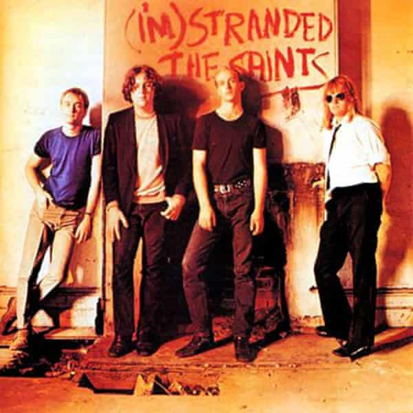 The cover of (I'm) Stranded by the Saints.