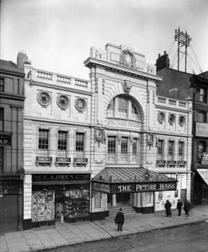 The Picture House, Liverpool, 1912 - under threat of demolition