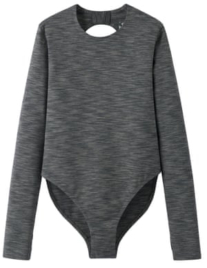 £85, by A.P.C. Outdoor Voices, apc.fr