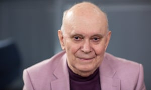 'He notices people that aren't being noticed' … Alan Ayckbourn.