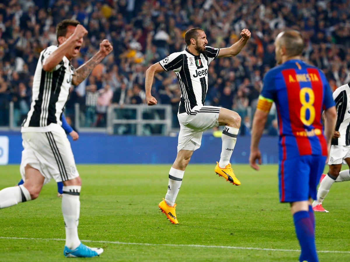 Juventus V Barcelona Champions League Quarter Final First Leg As It Happened Football The Guardian