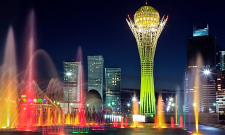 Kazakhstan calling: a jaw-dropping trip to Astana