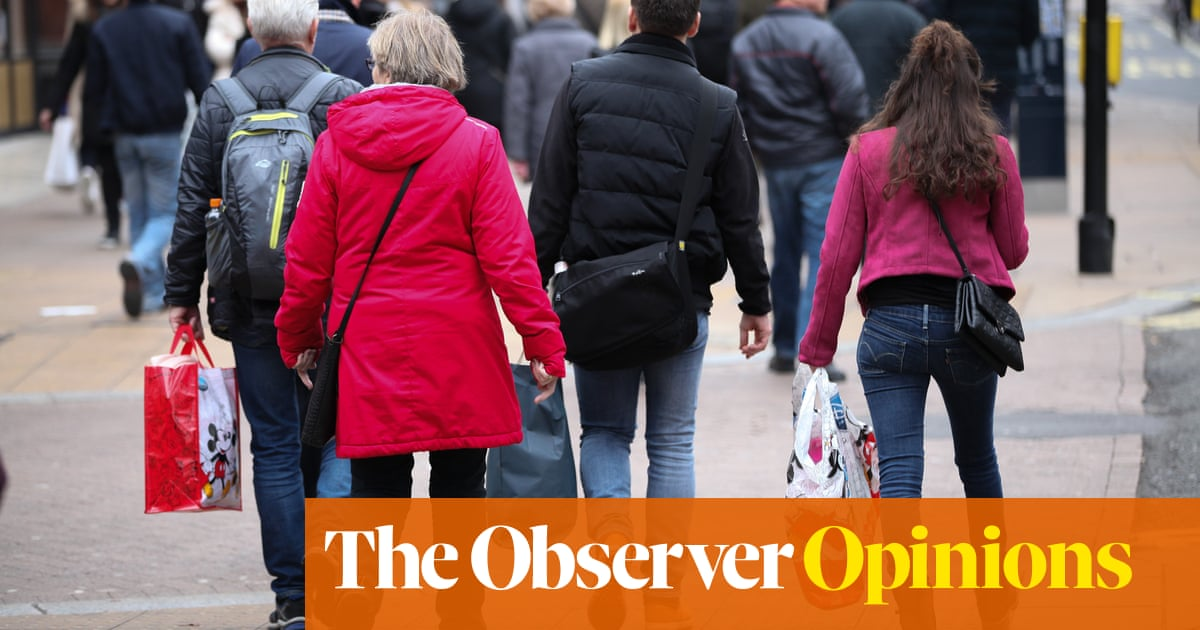 Demand is weak and investment's faltering  That's OK then | Business