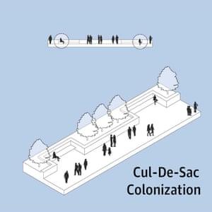 Cul-De-Sac Colonization