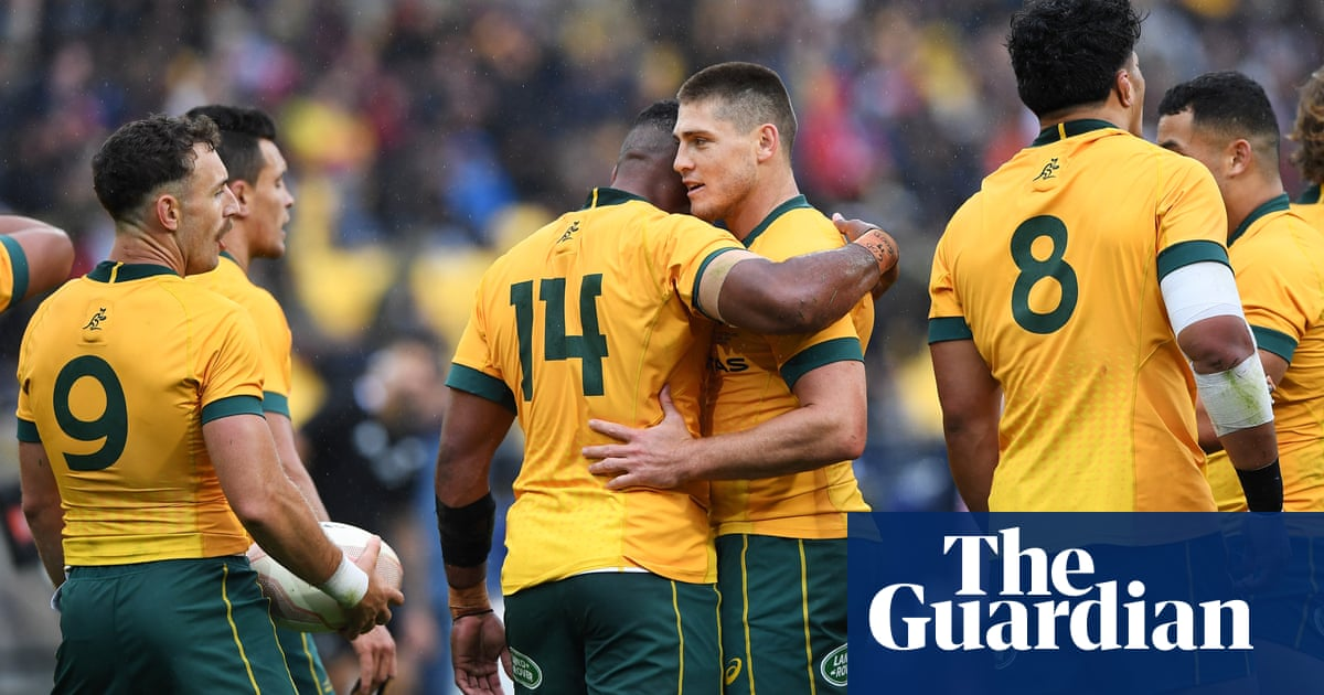 Wallabies and All Blacks settle for draw after dramatic end to Bledisloe Cup opener
