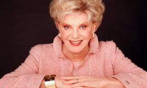 Judith Krantz, the 'Queen of the Bonkbuster'