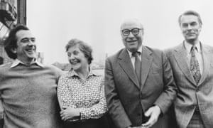 William Rodgers, Shirley Williams, Roy Jenkins and David Owen