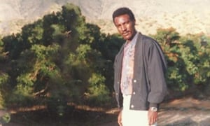 Amanuel Asrat, the Eritrean poet, critic and editor who was arrested more than 19 years ago.