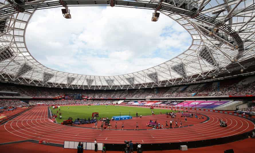 The bigger roof on the London Stadium compared to when it was the Olympic Stadium seems to hold the noise in and enhance the atmosphere.
