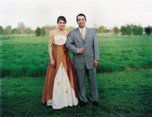 Rachel and Justin at the Liberty Ball