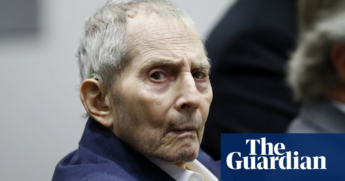 Real estate heir Robert Durst found guilty of murdering his friend Susan Berman