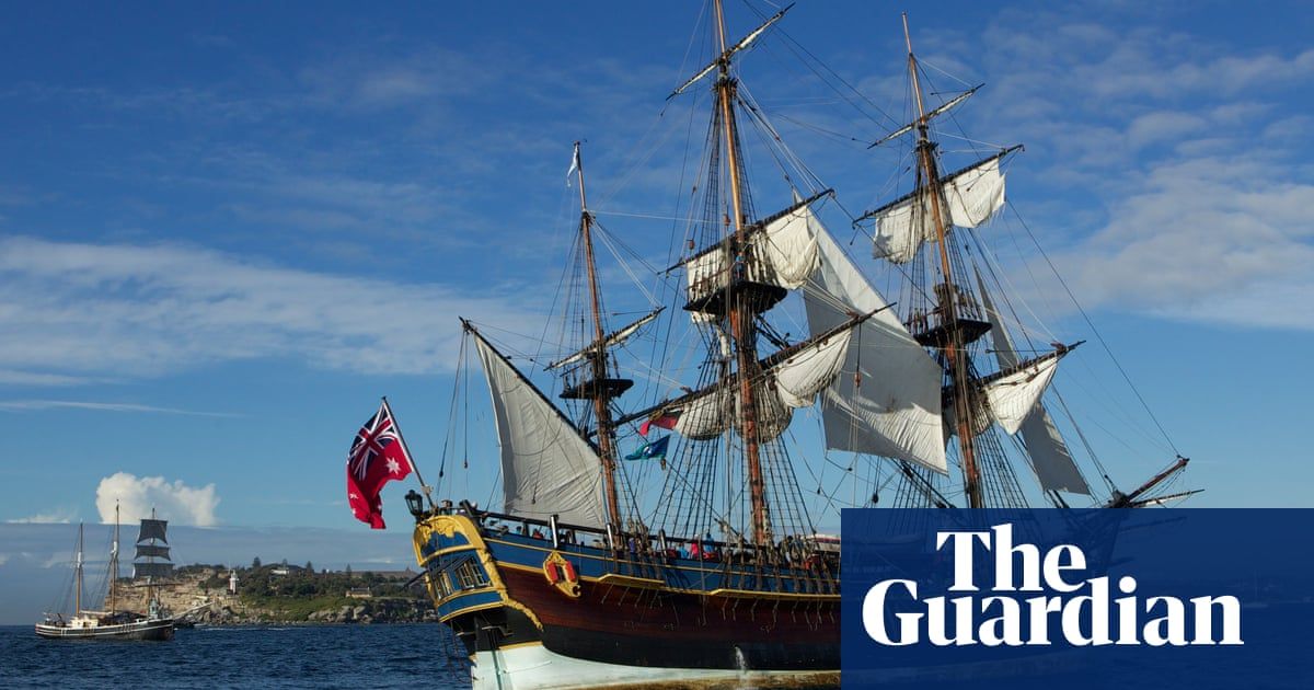 Endeavour by Peter Moore review – the ship that changed the world