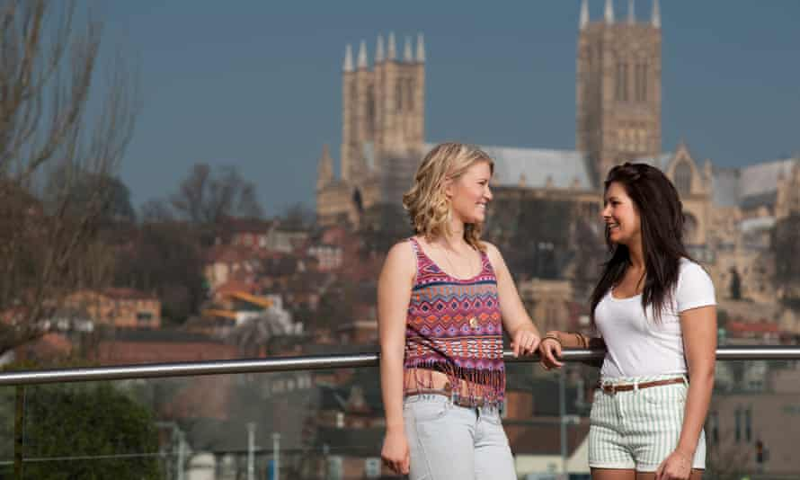 University of Lincoln.