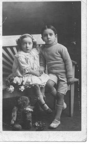 Vera and Reginald Tolhurst