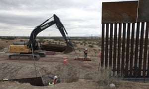 The border wall spending is fiercely opposed by Democrats and is also unpopular with many Republicans