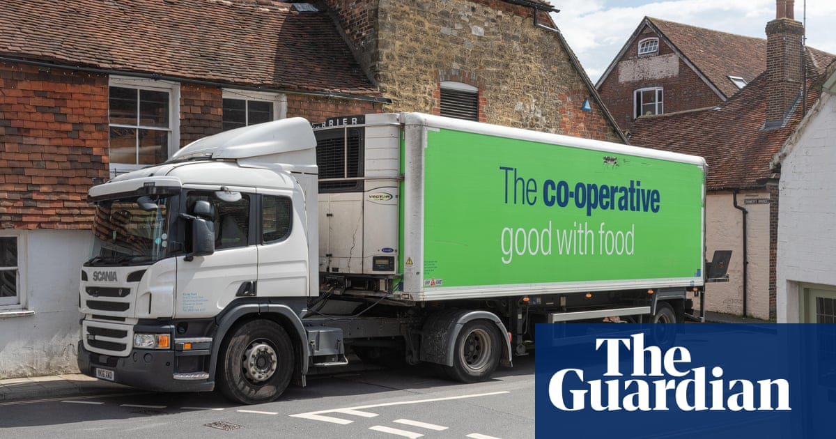 Co-op warns of price rises as staff and stock shortages dent profits